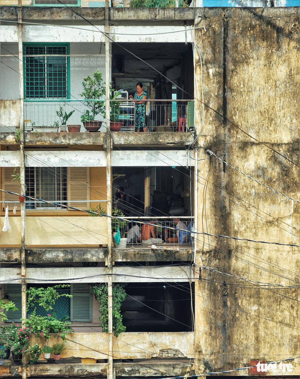 Những hình ảnh khó tin về một chung cư mà người ở vẫn cứ muốn ở - Ảnh 4.