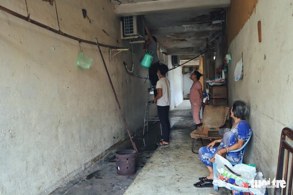 Những hình ảnh khó tin về một chung cư mà người ở vẫn cứ muốn ở - Ảnh 5.