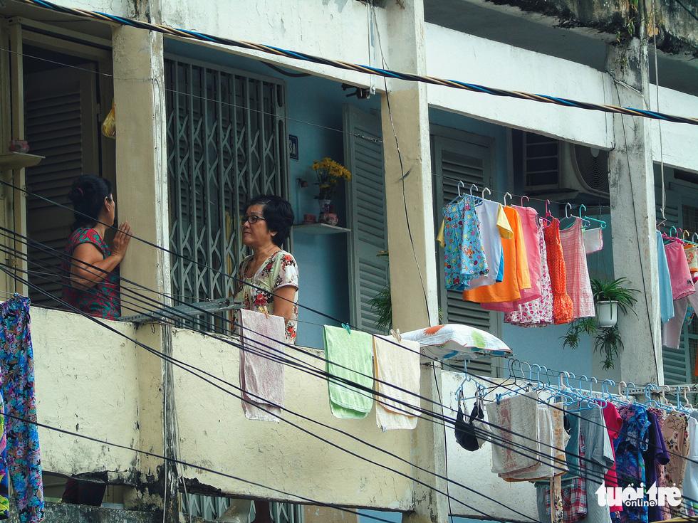 Những hình ảnh khó tin về một chung cư mà người ở vẫn cứ muốn ở - Ảnh 7.