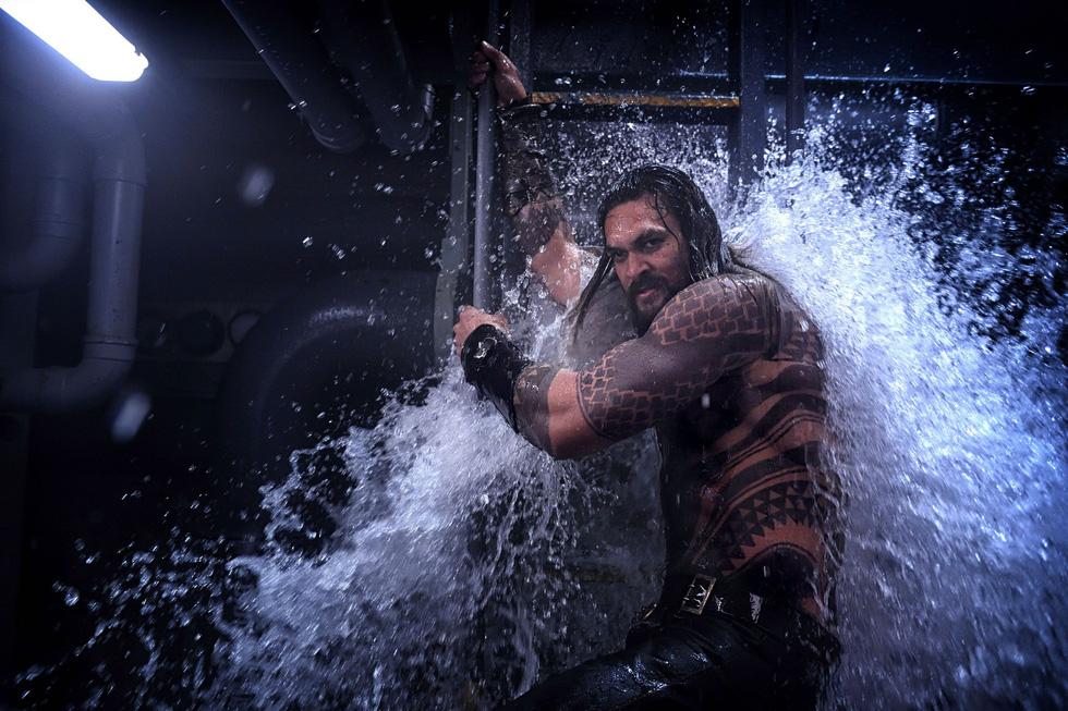 Bom tấn giải trí Aquaman: Vui là chính! - Ảnh 1.