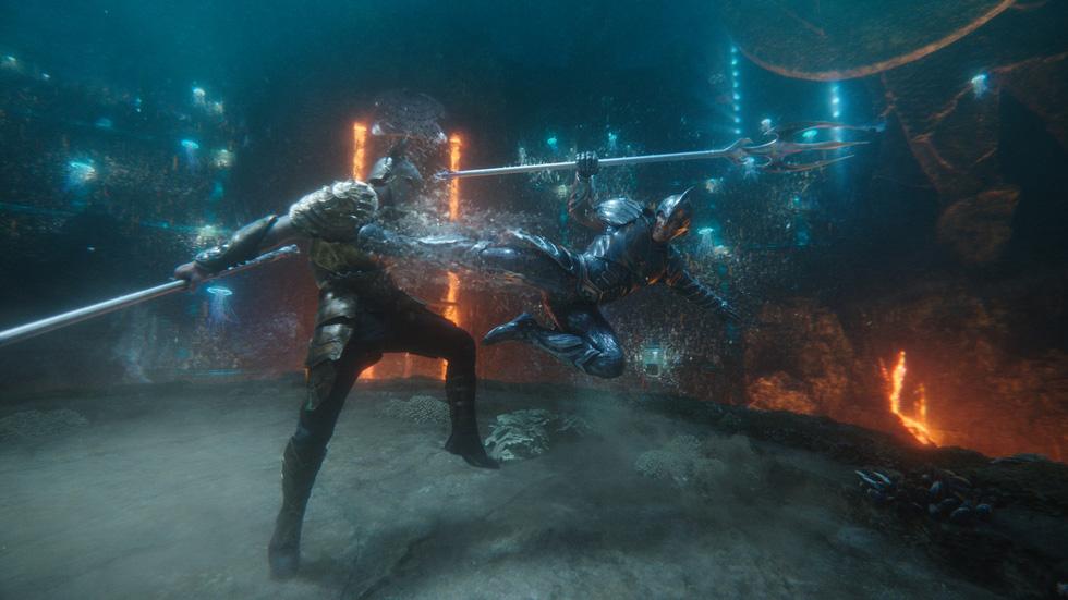 Bom tấn giải trí Aquaman: Vui là chính! - Ảnh 7.