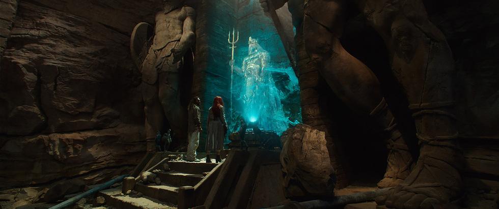 Bom tấn giải trí Aquaman: Vui là chính! - Ảnh 13.