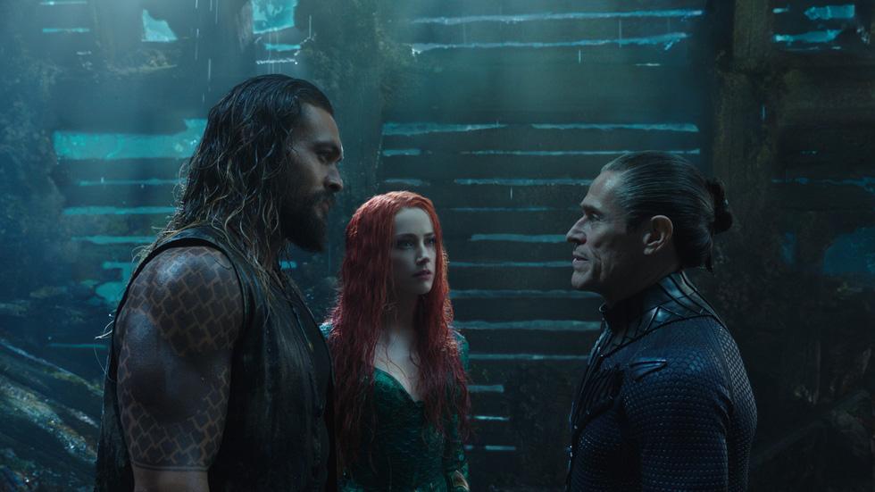 Bom tấn giải trí Aquaman: Vui là chính! - Ảnh 14.