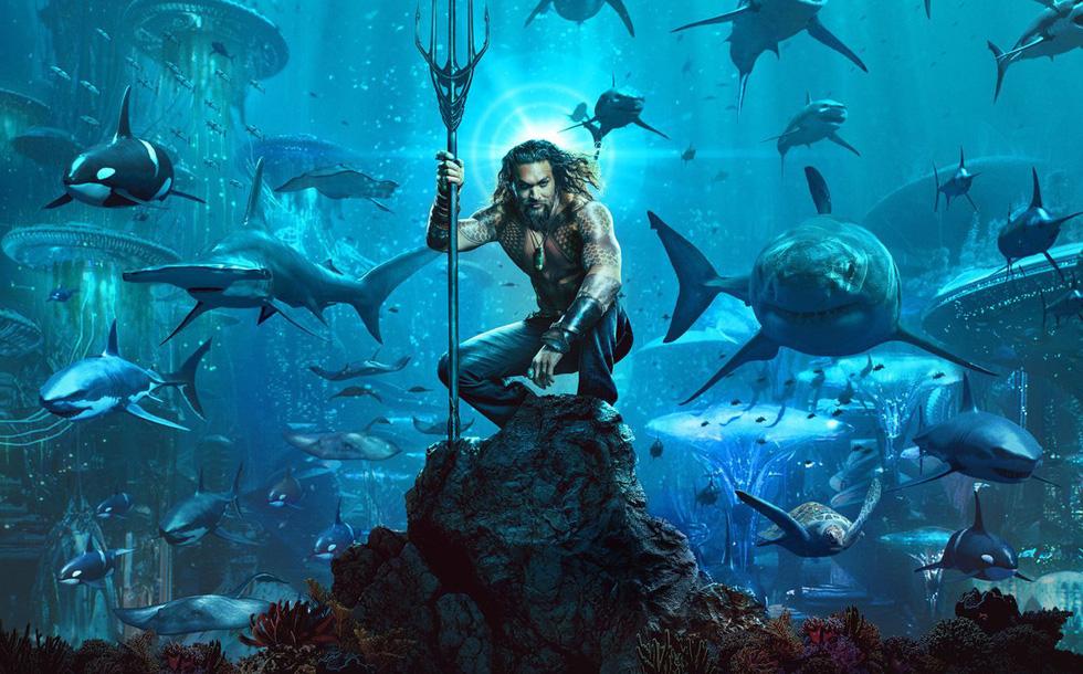 Bom tấn giải trí Aquaman: Vui là chính! - Ảnh 6.