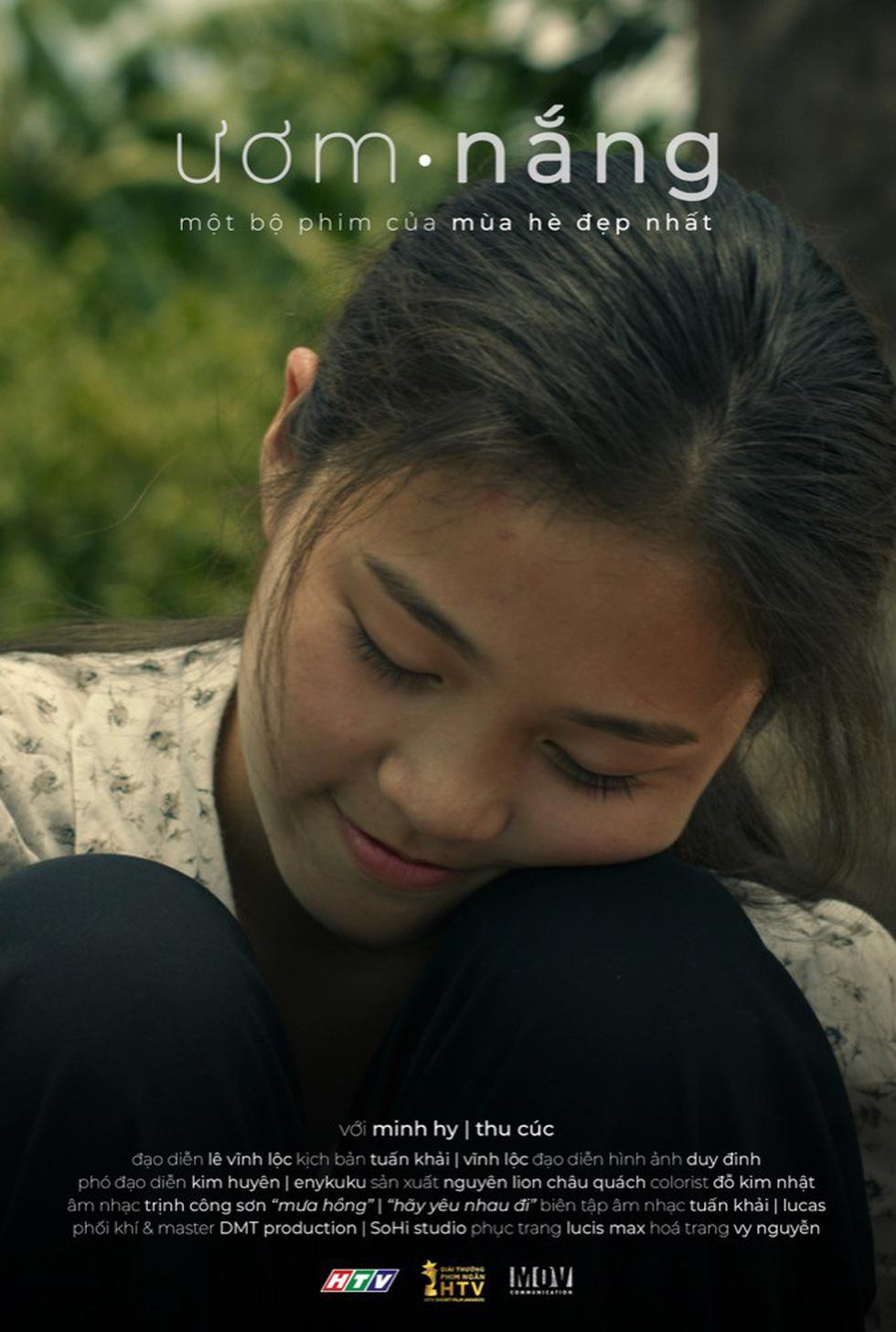 Những tác phẩm nặng kí của giải Phim ngắn HTV mùa đầu tiên - Ảnh 1.