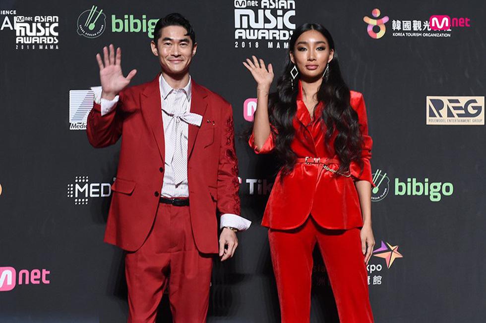 Đêm cuối MAMA 2018: Hương Tràm là nghệ sĩ châu Á xuất sắc nhất - Ảnh 8.