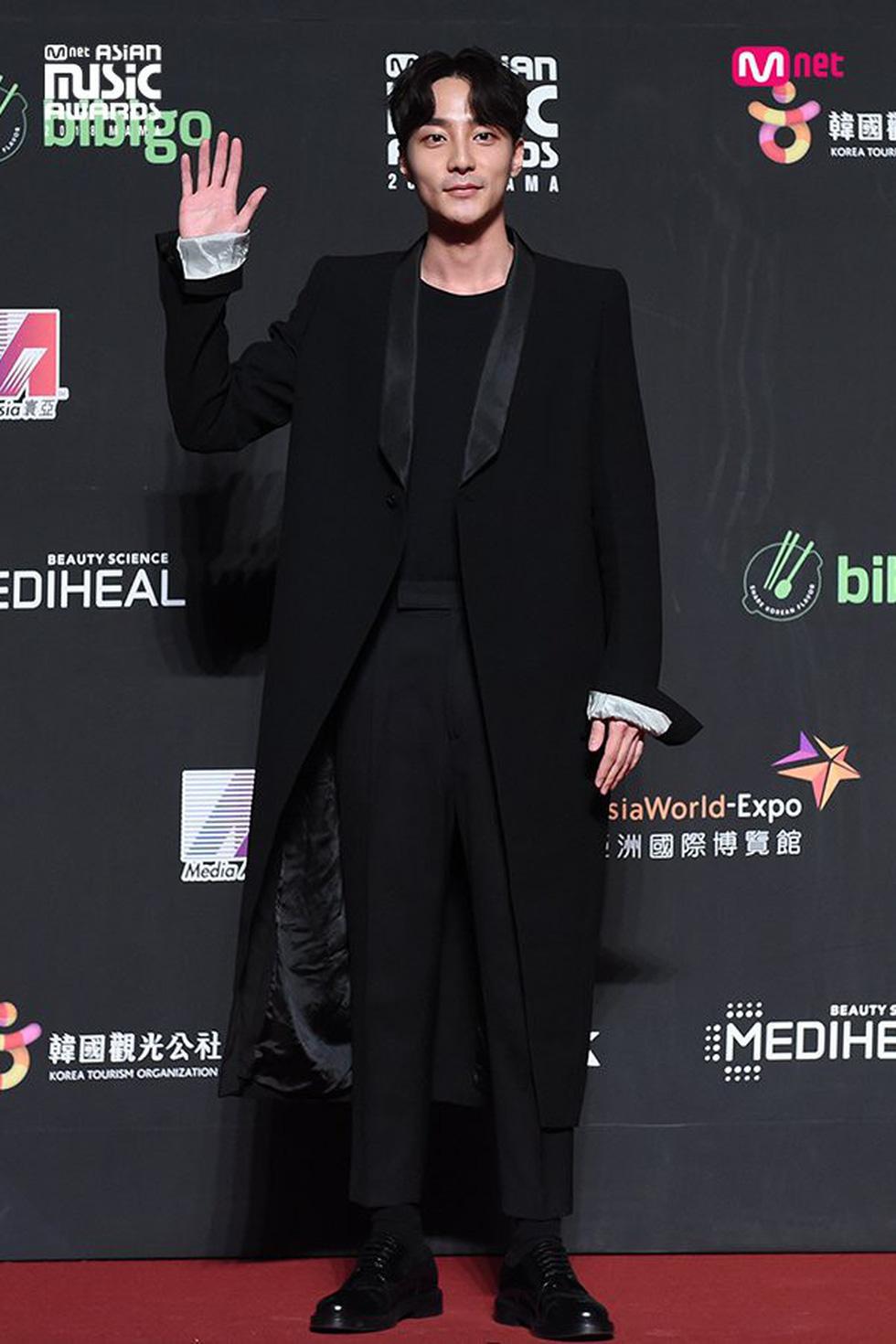 Đêm cuối MAMA 2018: Hương Tràm là nghệ sĩ châu Á xuất sắc nhất - Ảnh 10.