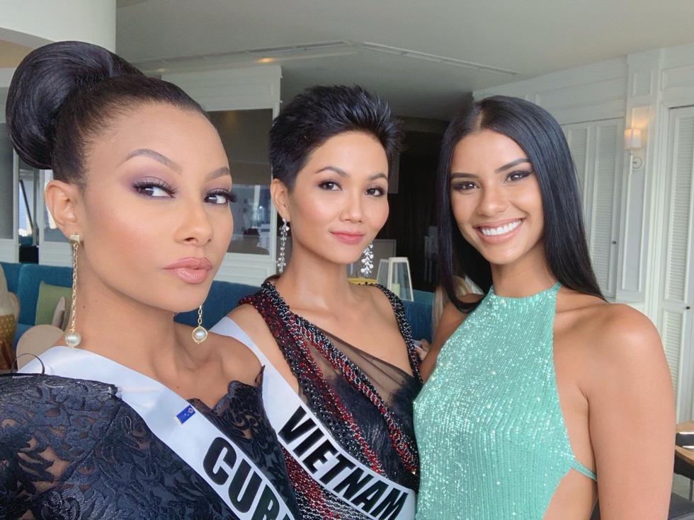 Xem lại hành trình của HHen Niê đến top 5 Miss Universe - Ảnh 3.