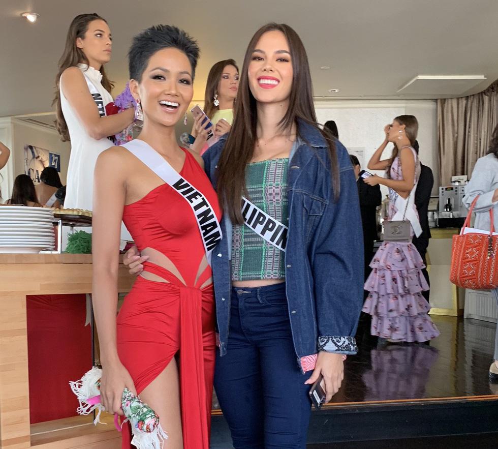Xem lại hành trình của HHen Niê đến top 5 Miss Universe - Ảnh 5.