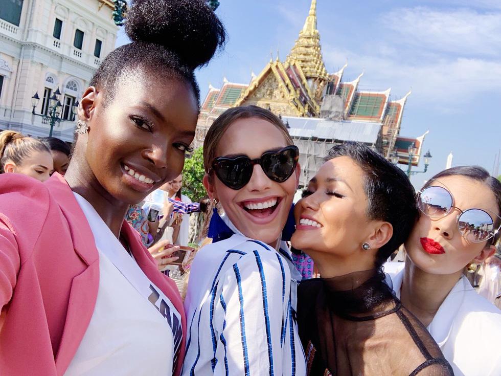 Xem lại hành trình của HHen Niê đến top 5 Miss Universe - Ảnh 8.