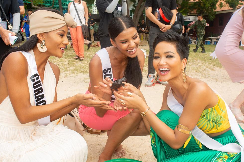 Xem lại hành trình của HHen Niê đến top 5 Miss Universe - Ảnh 11.
