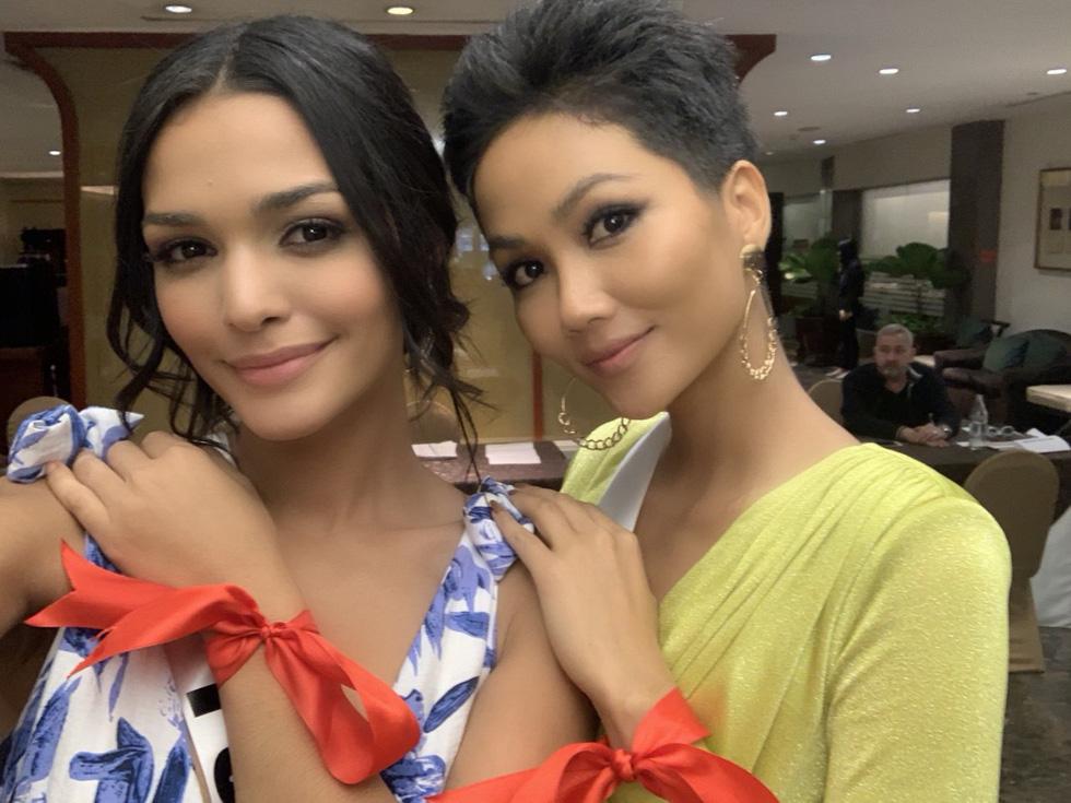 Xem lại hành trình của HHen Niê đến top 5 Miss Universe - Ảnh 4.