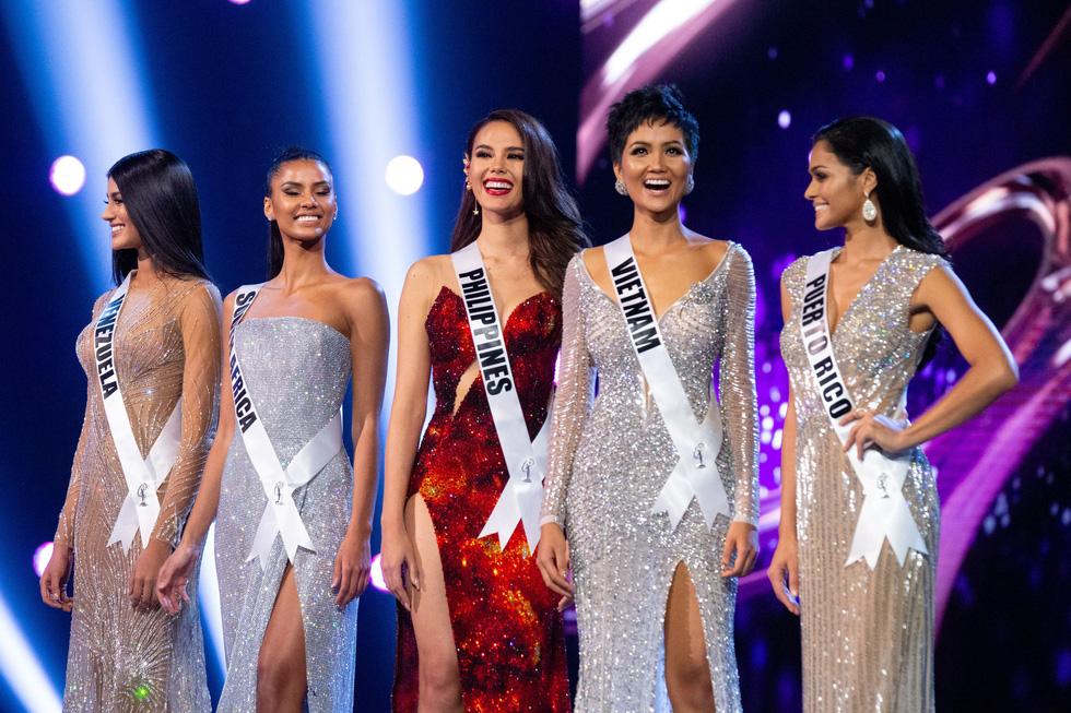 Xem lại hành trình của HHen Niê đến top 5 Miss Universe - Ảnh 20.