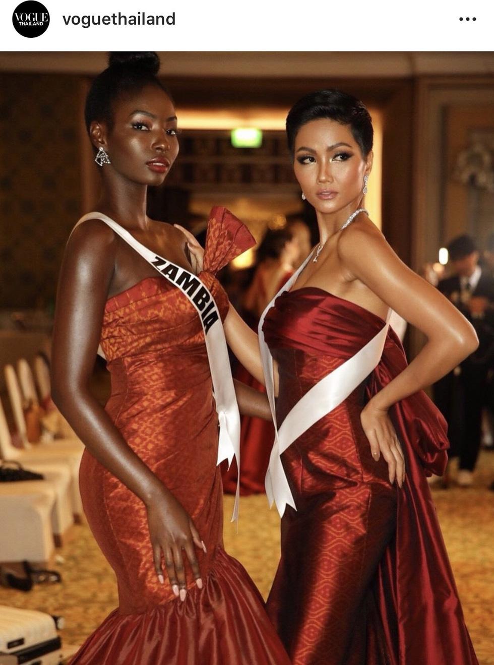 Xem lại hành trình của HHen Niê đến top 5 Miss Universe - Ảnh 9.