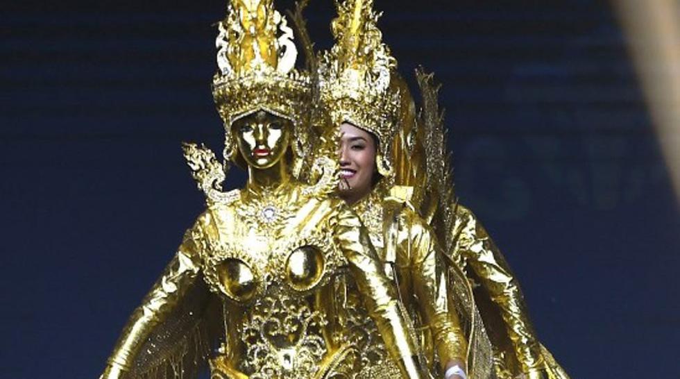 Việt Nam vào top 5, Philippines giành vương miện Miss Universe 2018 - Ảnh 16.