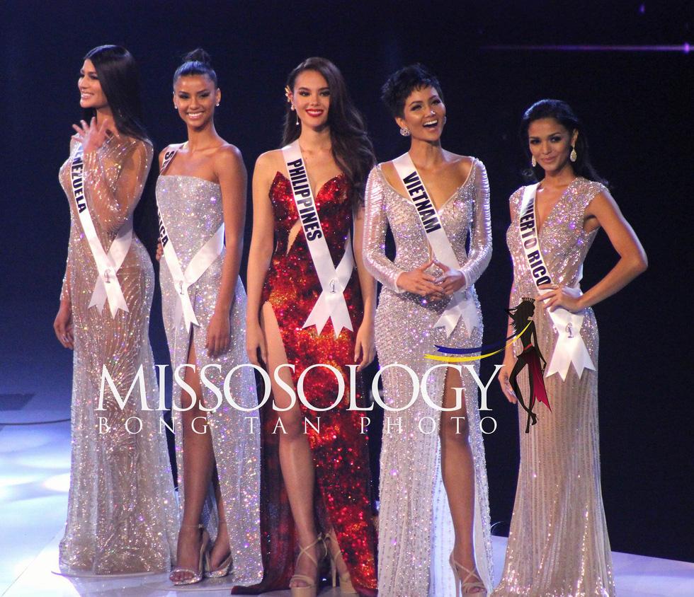 Xem lại hành trình của HHen Niê đến top 5 Miss Universe - Ảnh 18.