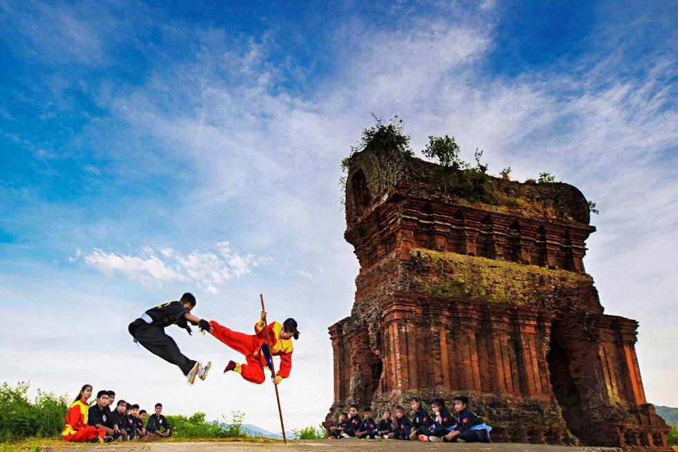 Ngắm ảnh 'Vẻ đẹp Việt Nam', nôn nao nhớ Tết - Ảnh 5.