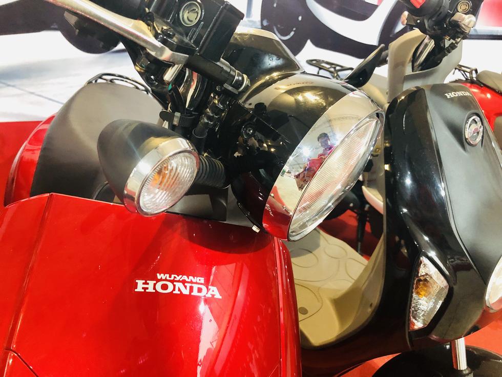Xe máy điện Honda mà Honda VN không biết, TGĐ D&T Miền Nam: Xe chính hãng - Ảnh 2.