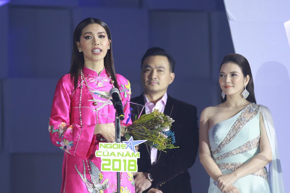 Hoa hậu HHen Niê nhận giải Ngôi sao vì cộng đồng 2018 - Ảnh 6.