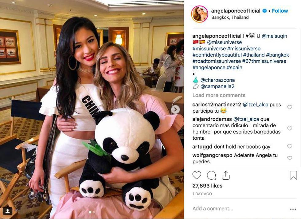 Ngắm nhan sắc thí sinh chuyển giới đầu tiên dự Miss Universe - Ảnh 7.