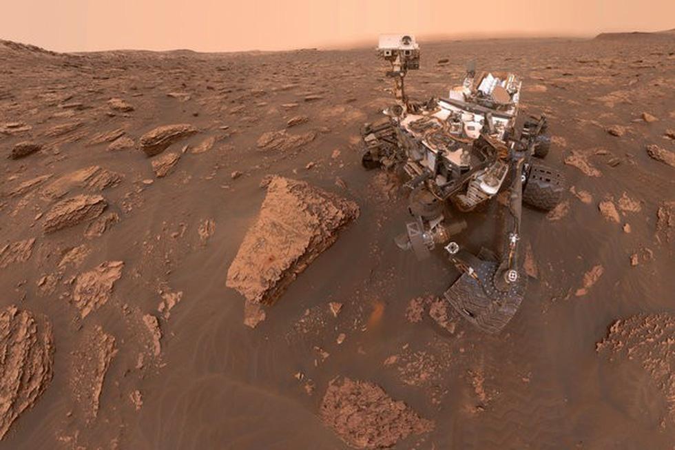 Sự kiện thiên văn nổi bật 2018: Bản đồ ngân hà, bão cát kinh hoàng toàn sao Hỏa... - Ảnh 6.