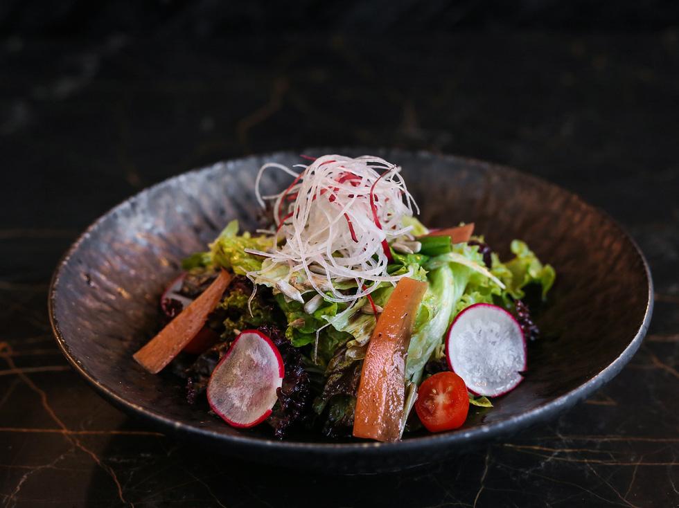 Thưởng thức ẩm thực chay tại Nhà hàng Akira Back Hanoi - Ảnh 3.