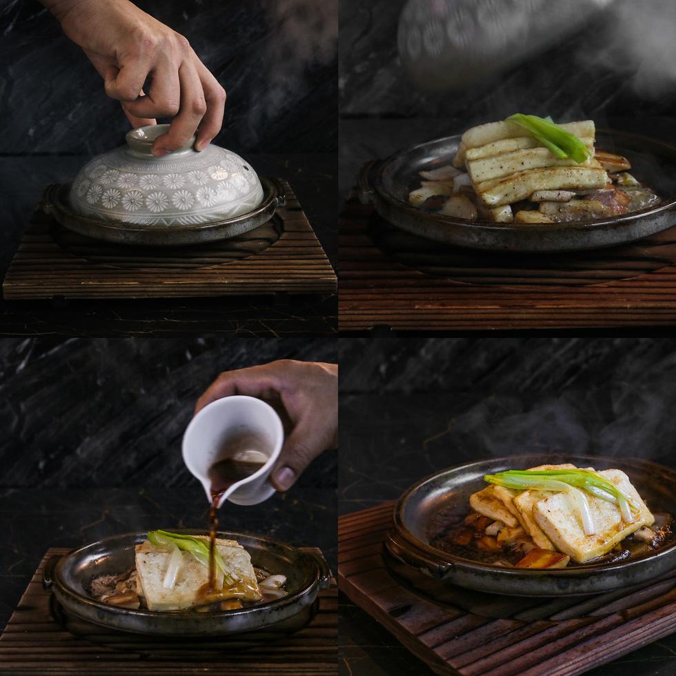 Thưởng thức ẩm thực chay tại Nhà hàng Akira Back Hanoi - Ảnh 6.