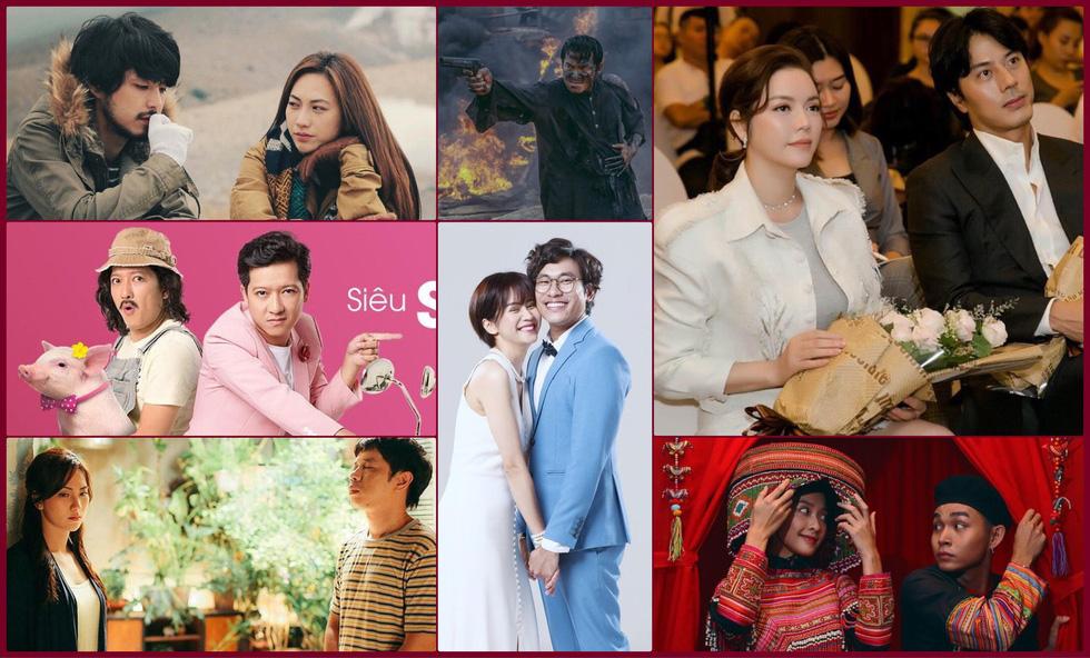 Những quả đắng mang tên phim Việt của năm 2018 - Ảnh 1.