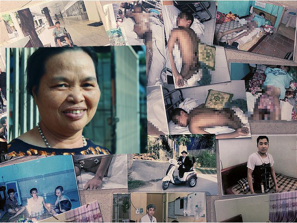 Hảo và mẹ Thương - tình yêu thương cao cả - Ảnh 1.