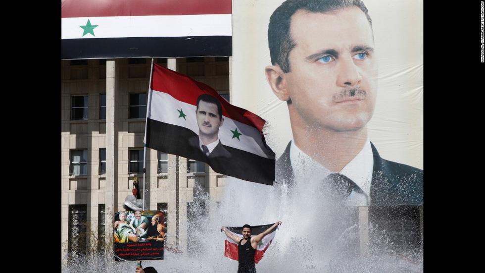 Toàn cảnh bàn cờ thế Syria - Ảnh 1.