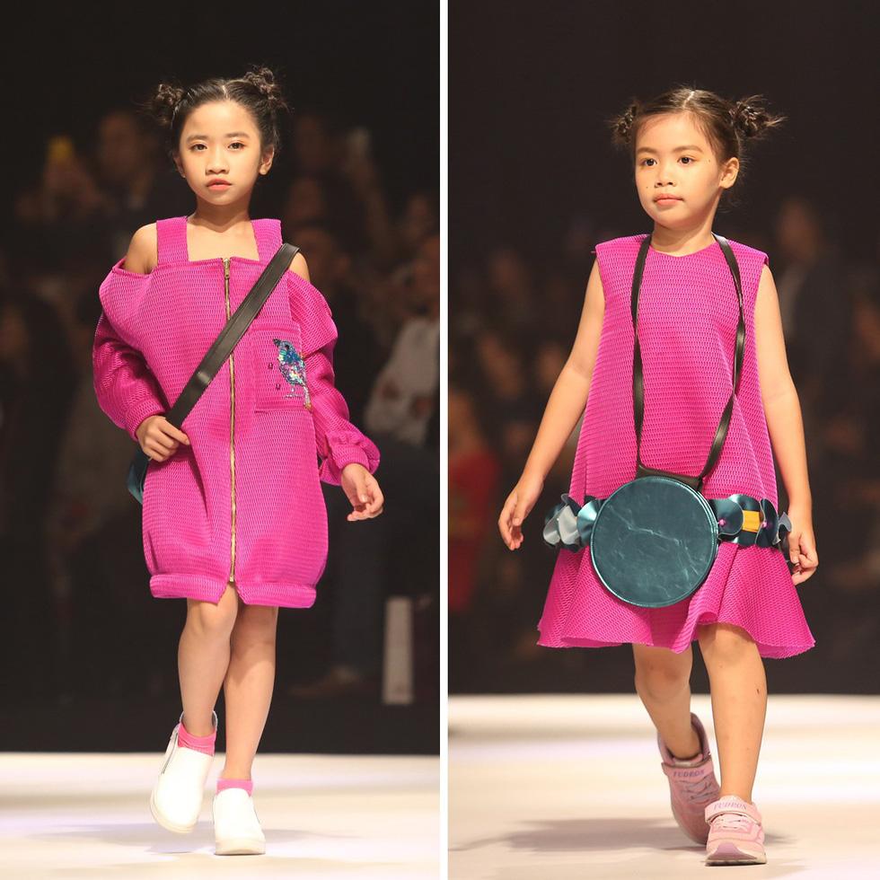 Chọn váy xinh diện Tết cho bé từ Tuần lễ thời trang trẻ em châu Á - Ảnh 3.