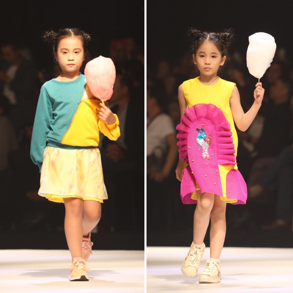 Chọn váy xinh diện Tết cho bé từ Tuần lễ thời trang trẻ em châu Á - Ảnh 9.