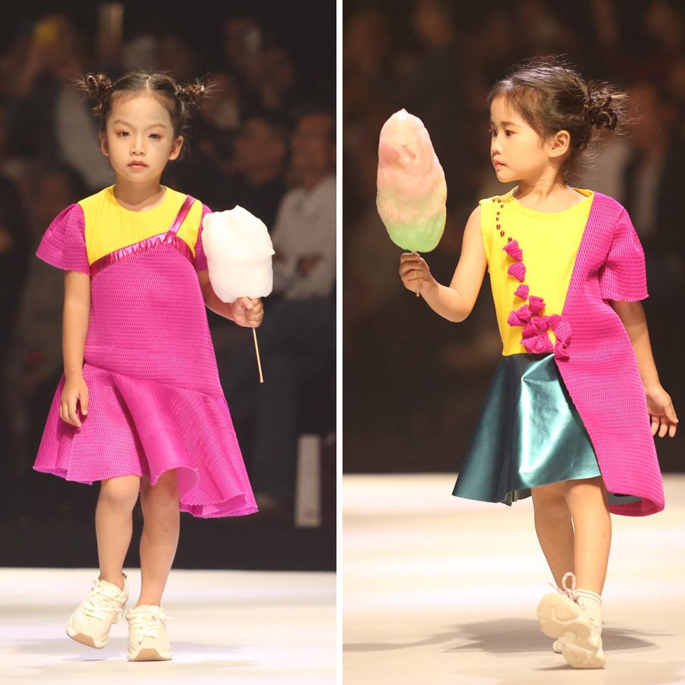 Chọn váy xinh diện Tết cho bé từ Tuần lễ thời trang trẻ em châu Á - Ảnh 10.