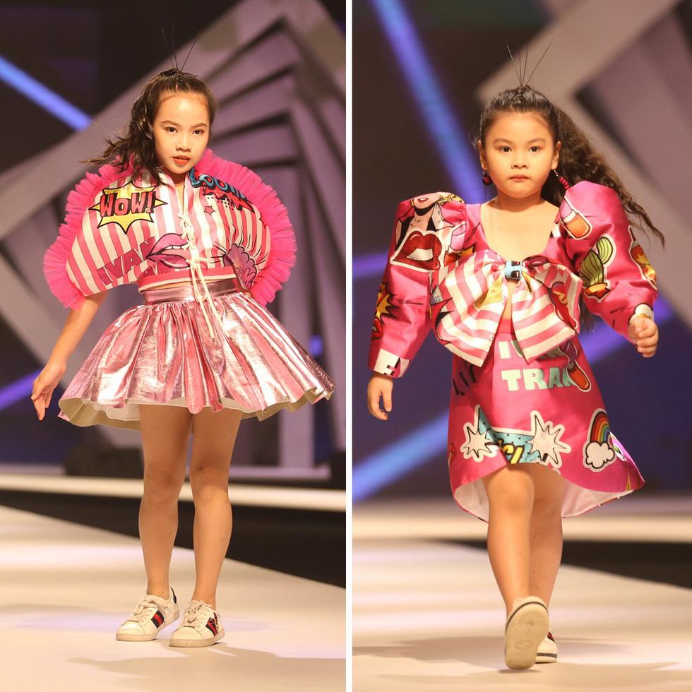 Chọn váy xinh diện Tết cho bé từ Tuần lễ thời trang trẻ em châu Á - Ảnh 15.