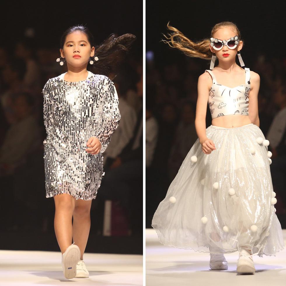 Chọn váy xinh diện Tết cho bé từ Tuần lễ thời trang trẻ em châu Á - Ảnh 16.