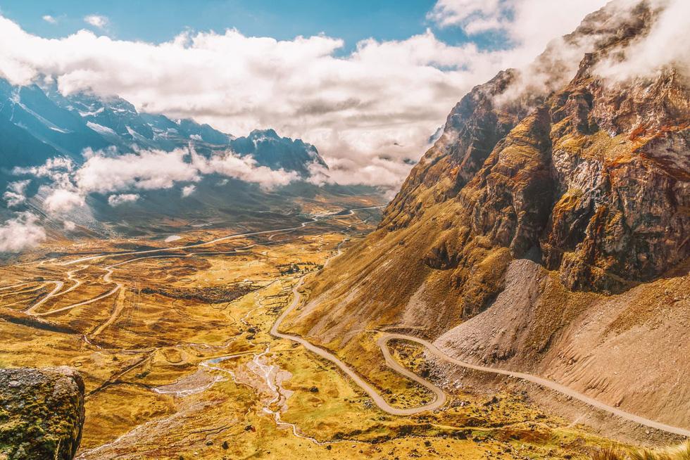 Cung đường North Yungas ở Bolivia