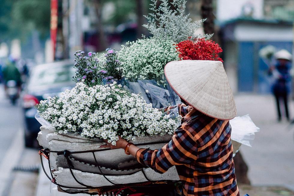 Phút chùng lòng cuối năm, rưng rưng nhớ những mùa hoa Hà Nội - Ảnh 16.