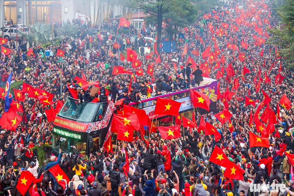 Việt Nam 2018 qua góc nhìn của phóng viên báo Tuổi Trẻ - Ảnh 4.