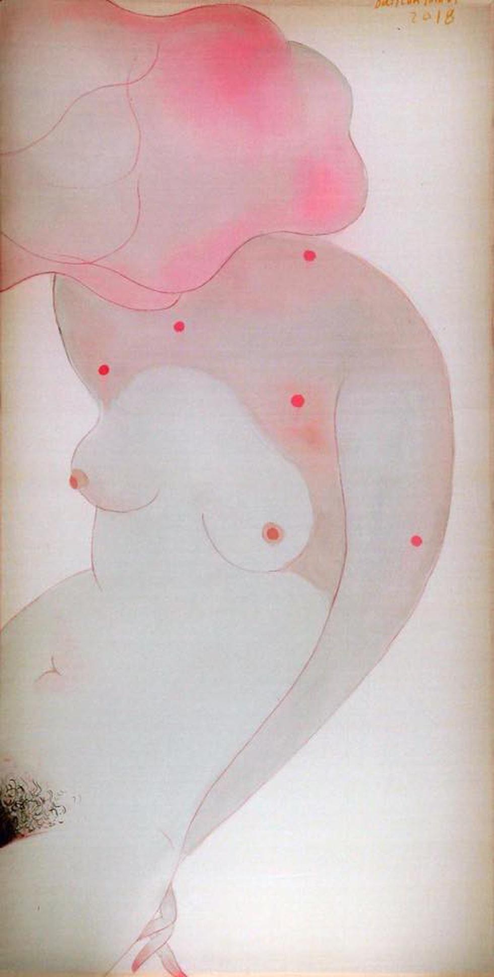 Đừng ngại ngùng thưởng thức tranh nude - Ảnh 3.