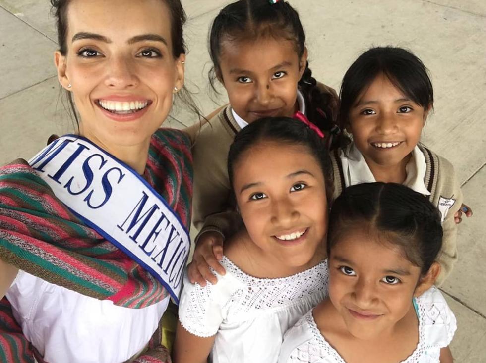 Nhan sắc người đẹp Mexico đăng quang Hoa hậu Thế giới 2018 - Ảnh 7.