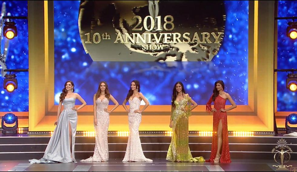 Minh Tú vào top 10 Hoa hậu Siêu quốc gia - Miss Supranational 2018 - Ảnh 1.