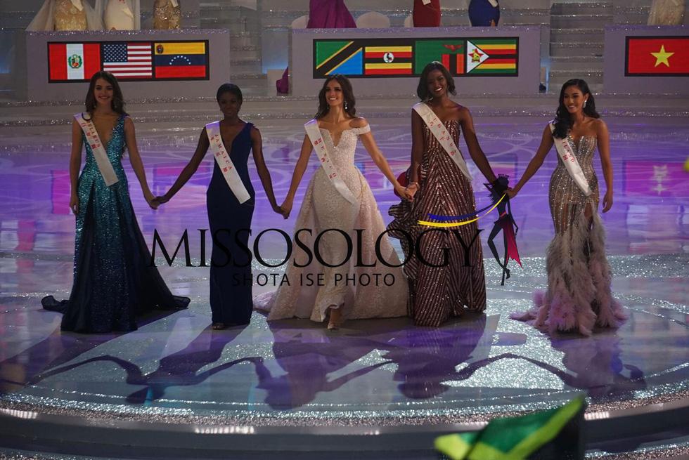 Nhan sắc người đẹp Mexico đăng quang Hoa hậu Thế giới 2018 - Ảnh 1.