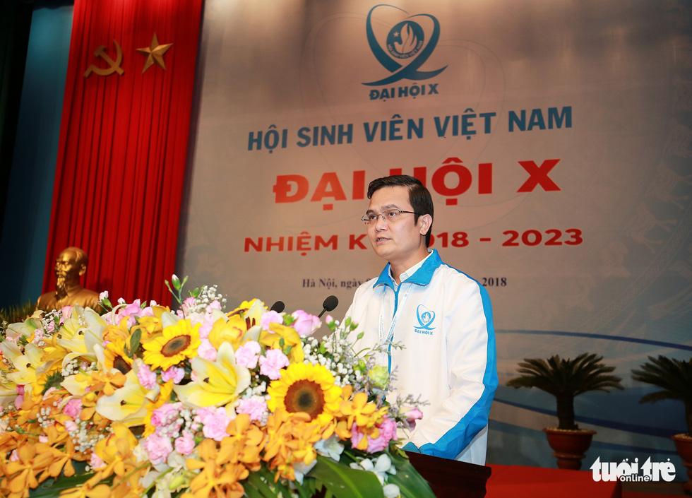 Đại hội Hội Sinh viên Việt Nam lần thứ X khai mạc: Tươi mới, đầy sức trẻ - Ảnh 8.