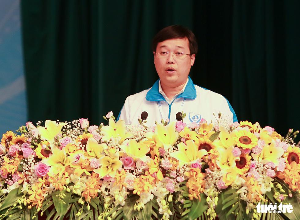Đại hội Hội Sinh viên Việt Nam lần thứ X khai mạc: Tươi mới, đầy sức trẻ - Ảnh 2.