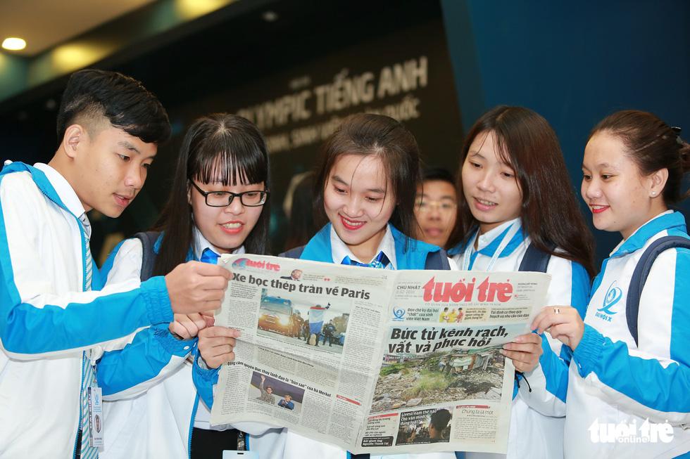 Đại hội Hội Sinh viên Việt Nam lần thứ X khai mạc: Tươi mới, đầy sức trẻ - Ảnh 6.