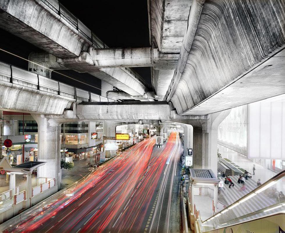 Ngắm ảnh các thành phố huyền thoại và rực rỡ về đêm - Ảnh 15.