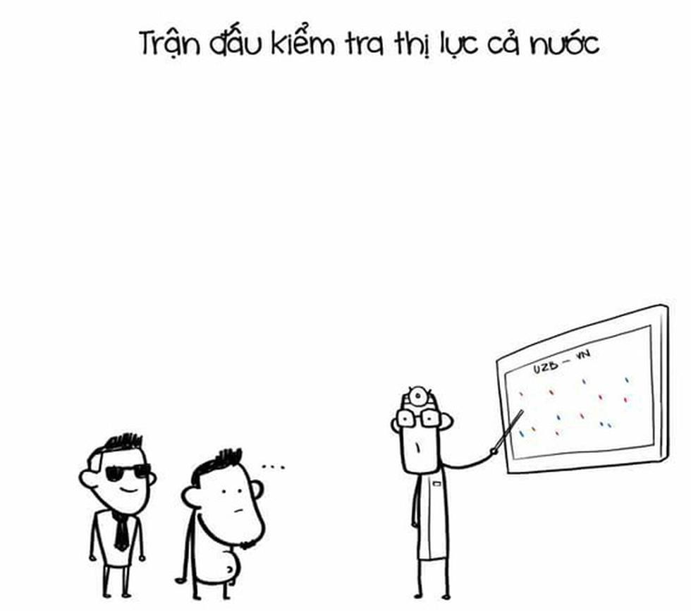Loạt hình vẽ đáng yêu về hành trình đáng nhớ của U23 Việt Nam - Ảnh 17.