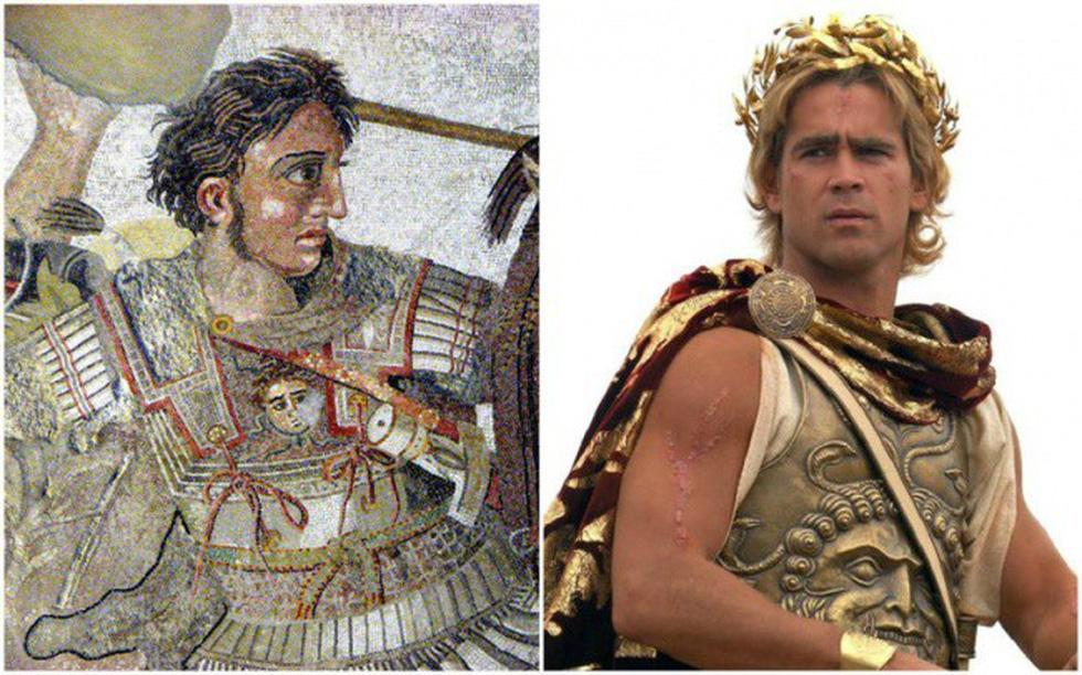 Xem thế giới làm phim về các nhân vật lịch sử có giống thật? - Ảnh 4.