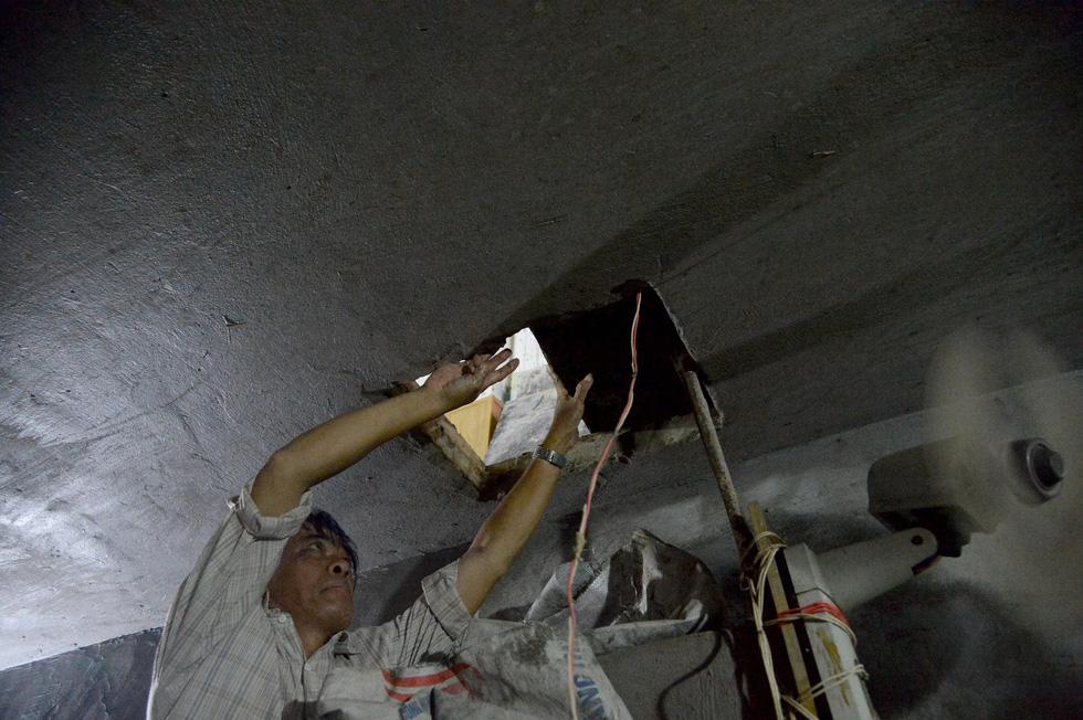 Khui hầm chứa vũ khí giữa Sài Gòn bỏ dở từ năm 1968 - Ảnh 6.