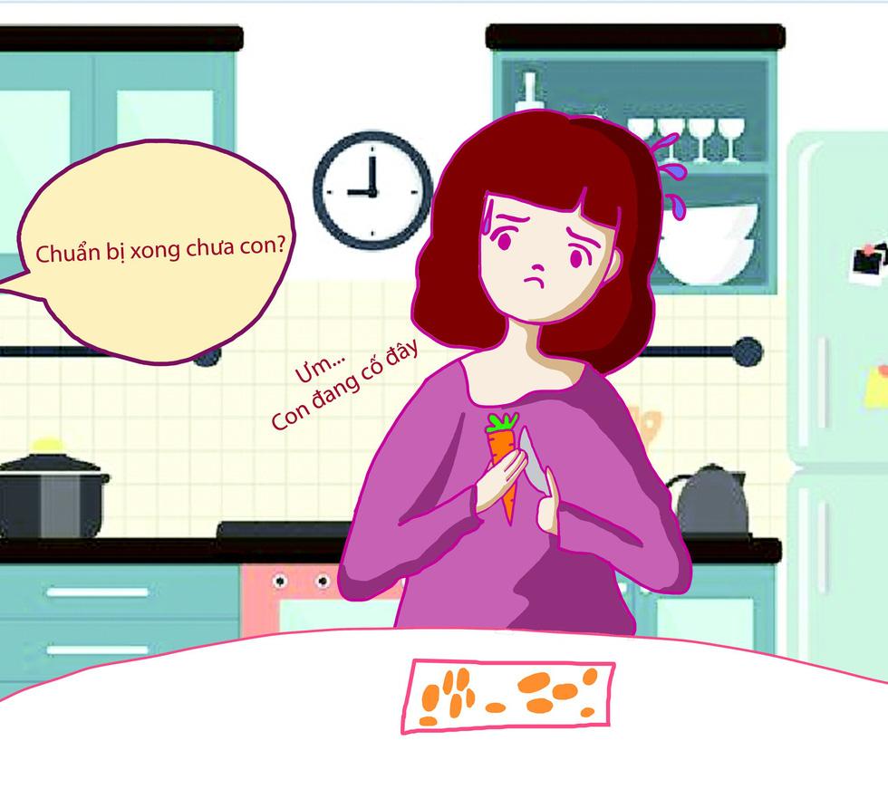 6 ám ảnh thâm căn cố đế của con gái mùa Tết - Ảnh 5.
